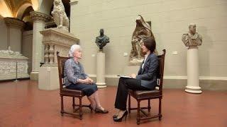 видео Директор Пушкинского музея Ирина Антонова отмечает свой юбилей — Российская газета