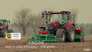 Case IH Maxxum Tractor of the year 2019