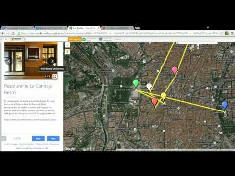 John Durham's SPAN 2001E Google Earth Project