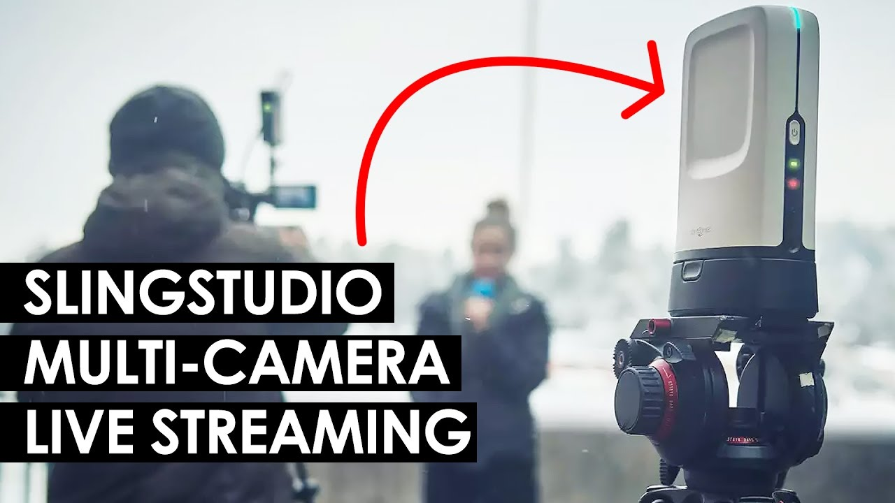 Multi camera live streaming setup sling studio live for Camera streaming live