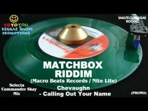 Matchbox Riddim Mix [November 2011] Macro Beat Records / Nite Lite