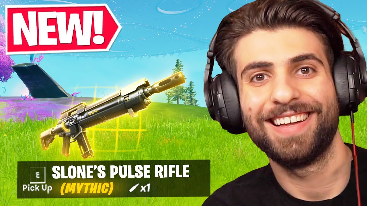 How GOOD is the NEW Mythic Pulse Rifle?