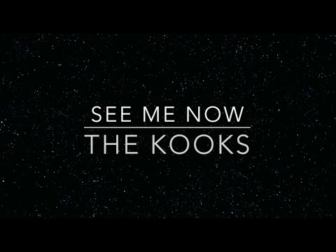 See Me Now // The Kooks