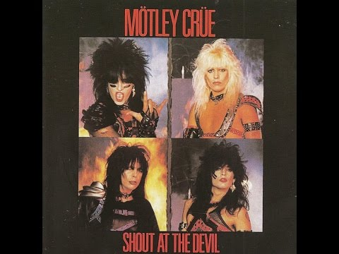 Mötley Crüe - Red Hot - Official Remaster 2003