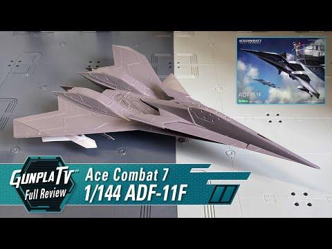 ADF-11F Raven | Ace Combat 7 | Gunpla TV