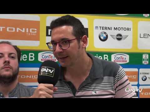 ONTV: Commenti post Ternana-Pordenone (2-0)