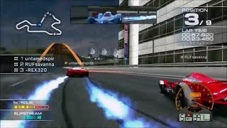 Ridge Racer 7 Online Battle 29/08/2016