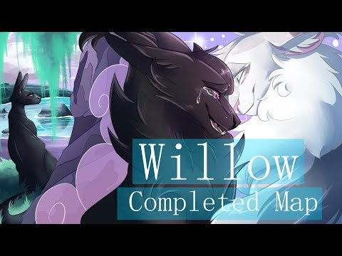 Willow 【Complete Nightcloud/Feathertail MAP】