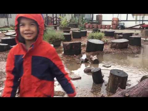 A Peek into Camellia Waldorf School's Kindergarten