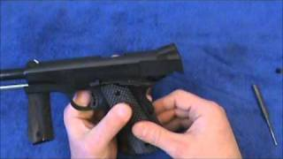 1911: Grips and Grip Bushings