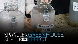 The Greenhouse Effect - Cool Science Experiment