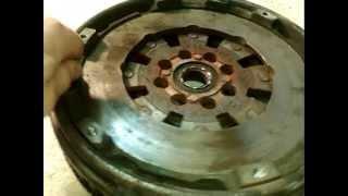 Citroen C5 bad DMF(Убитый двухмассовых маховик., 2013-06-12T07:20:39.000Z)