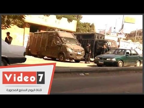 اليوم السابع : بالفيديو.. تكثيف أمنى بالطالبية تحسبا لتظاهرات الإخوان