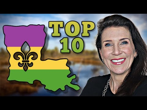 10 Things You Might Not Know About Louisiana | Moving To Louisiana