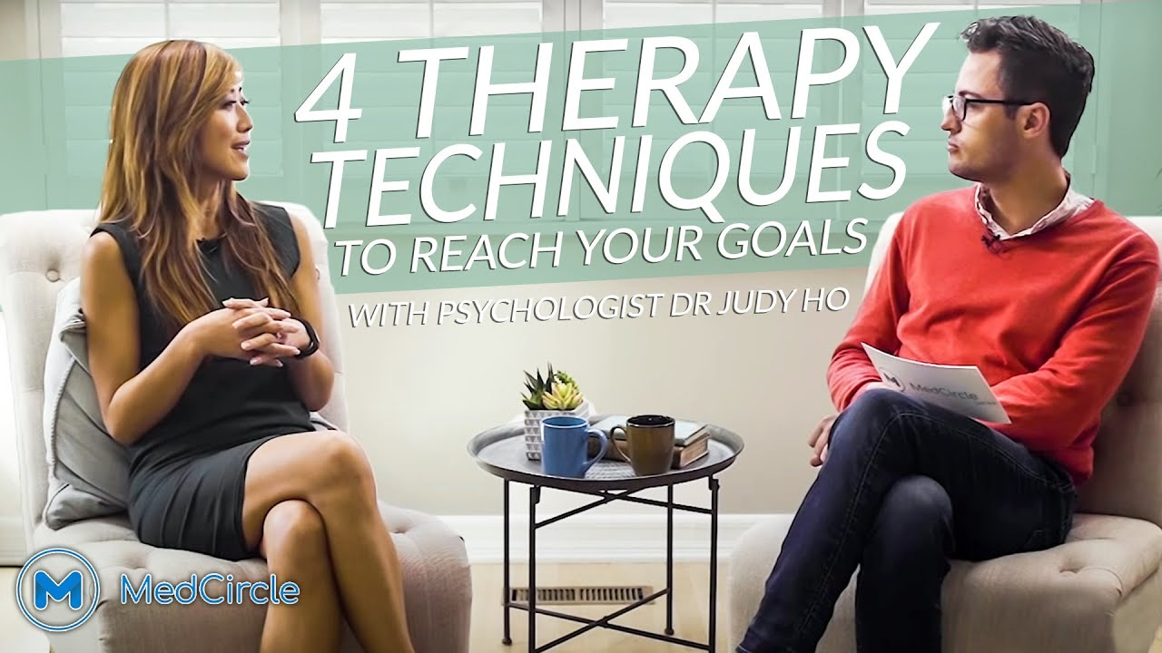4 Simple Therapy Techniques to Actually Reach Your Goals | MedCircle