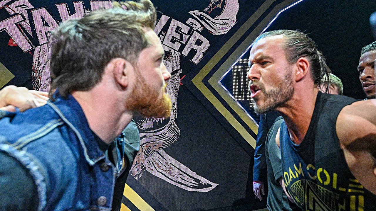 Kyle O'Reilly vs. Adam Cole – Road to NXT TakeOver: Stand & Deliver: WWE Playlist