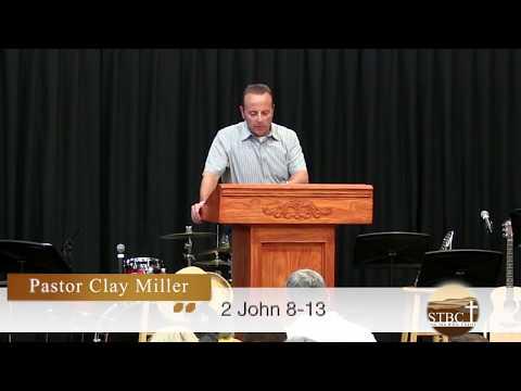 Hospitable Terms Of Endearment / 2 John 8-13