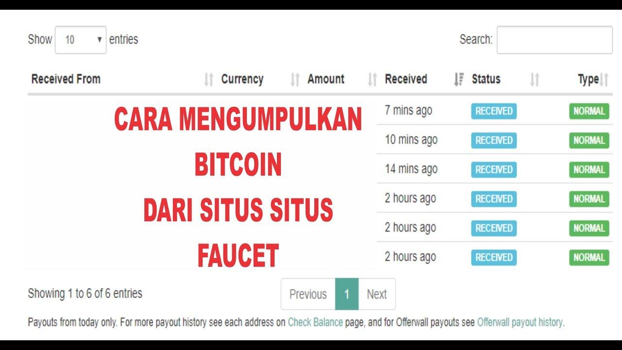 Cara Mendapatkan Bitcoin Gratis di Indonesia, Raih Keuntungan Optimal