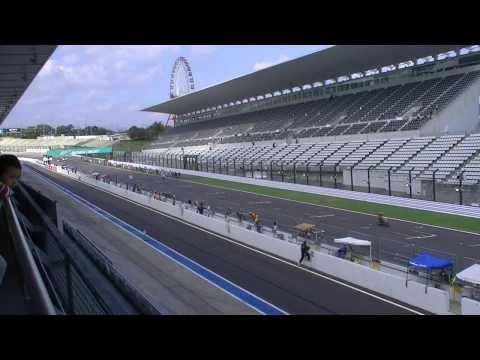 2013鈴鹿 Mini-Moto 4時間耐久ロードレースへの参戦