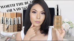 WORTH THE BUY OR NAW?!?   PUR 4 IN 1 FOUNDATION