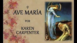 AVEMARÍA, por Karen Cárpenter. Frases de san Alfonso María de Ligorio