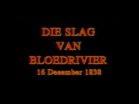 Die Slag van Bloedrivier - 16 Desember 1838