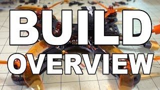 How to Build a Freestyle Drone 🛠️Build Overview🛠️