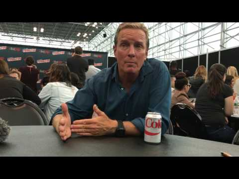 NYCC 2016: Teen Wolf  Linden Ashby