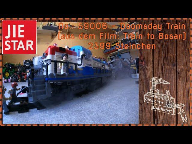 Der Zug auf dem letzten Stück nach Bosan... | Review | 59006 | Jie-Star
