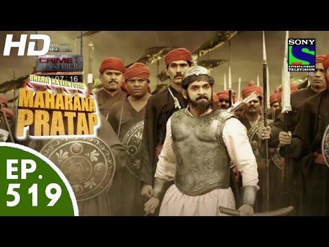 Bharat Ka Veer Putra Maharana Pratap - महाराणा प्रताप - Episode 519 - 5th November, 2015