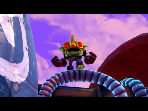 Skylanders: Trap Team - Professor Nilbog - Part 37