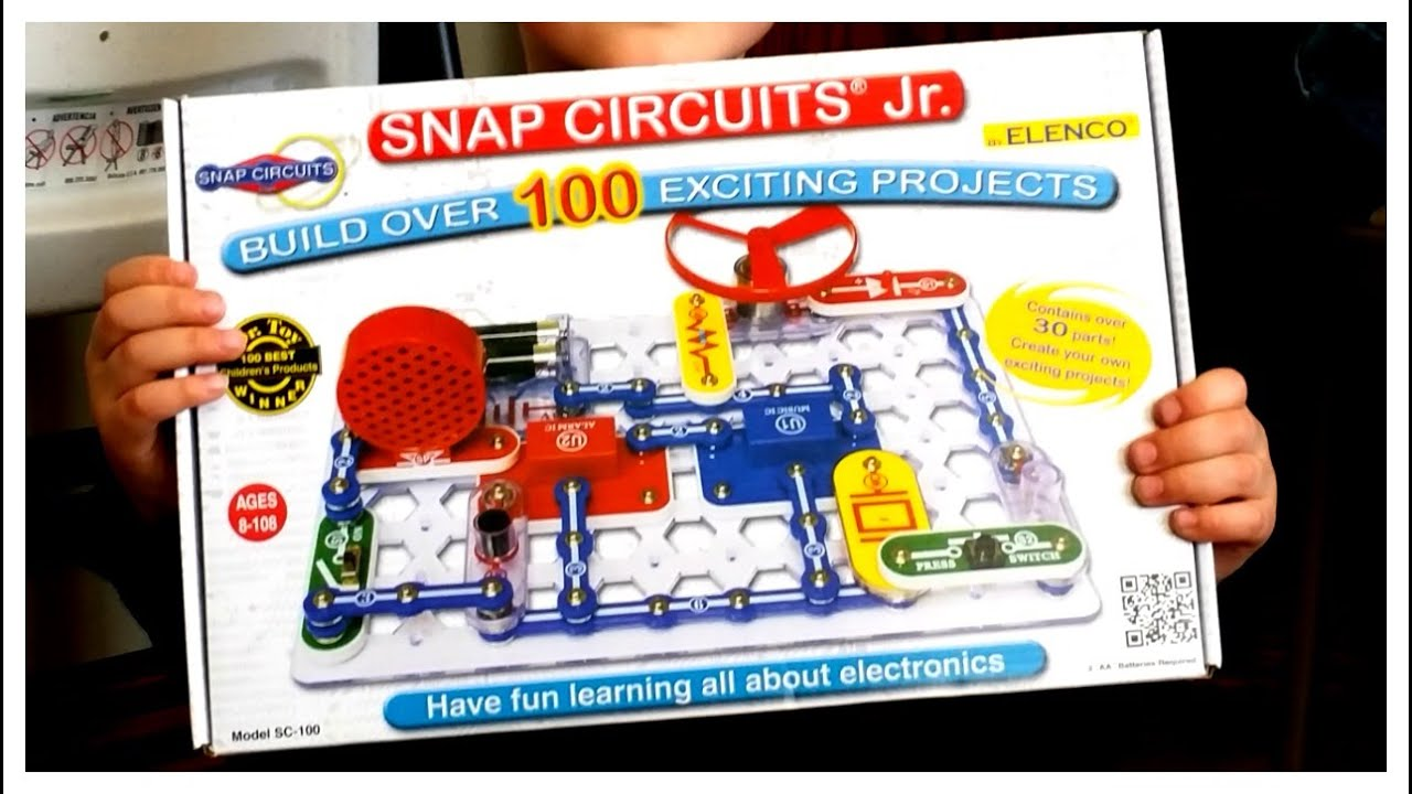 Snap On Circuit