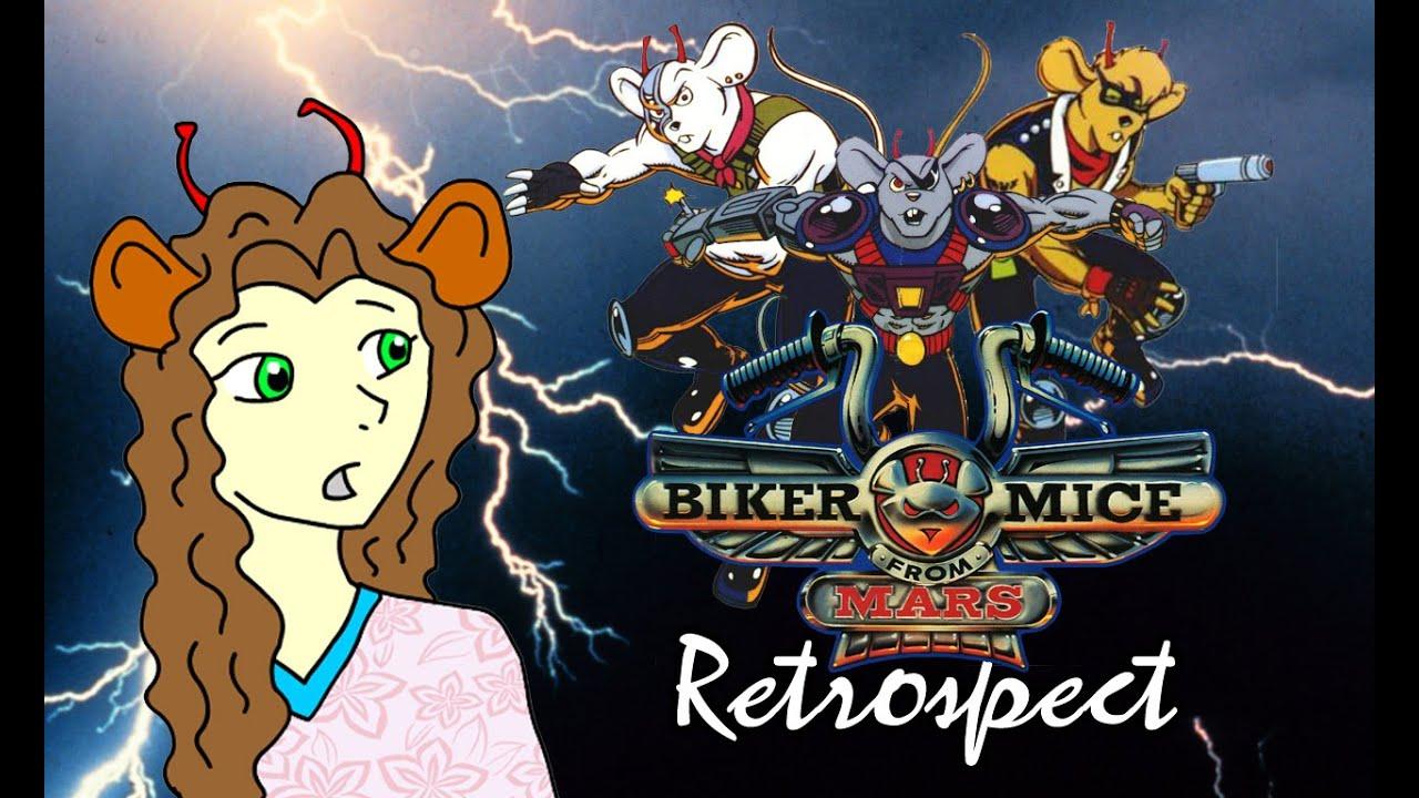 biker mice in retrospect youtube