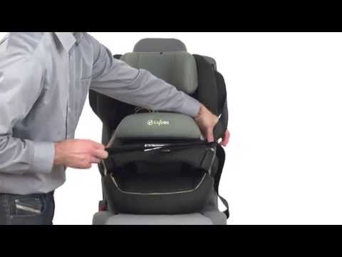 cybex juno fix group 1 car seat kiddies kingdom youtube. Black Bedroom Furniture Sets. Home Design Ideas