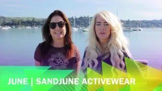 Yoga Reaches Out Bay Area 2016: Sandjune Activewear & OnBoardSUP