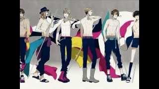 [APH] - Waving Flag - International version