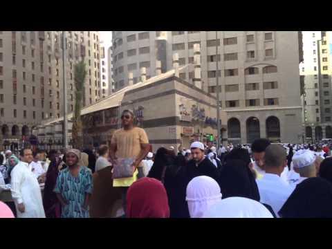 Madinah Saudi Arabia market