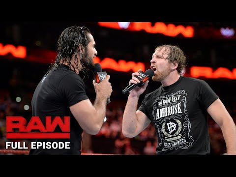 WWE RAW Full Episode - 14 August 2017