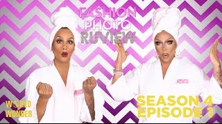RuPaul's Drag Race Fashion Photo RuView with Raja and Raven: Season 4 Episode 1
