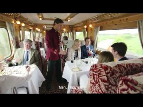 Afternoon Tea on the Belmond Northern Belle - Red Letter Days