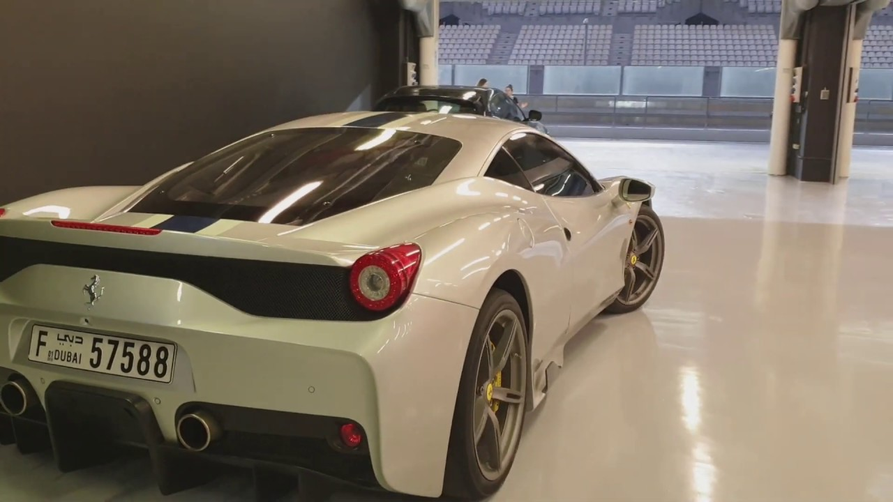 Ferrari Exhaust Sound