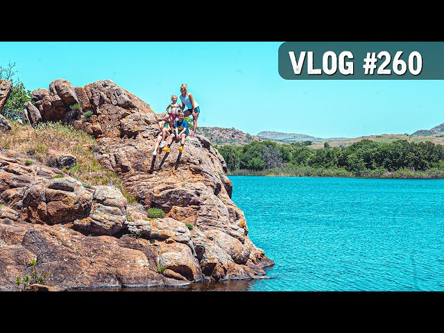VLOG #260 / Mountains with Sister, Neph & Nieces / May 2, 2020