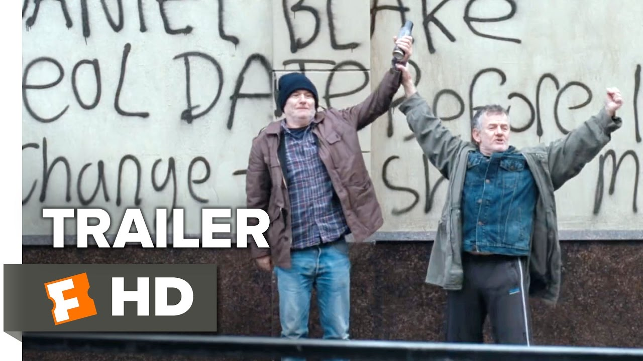 I Daniel Blake Official Trailer 1 2016 Dave Johns Movie Youtube