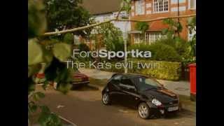 Ford Ka Commercial - Evil Twin - Bird