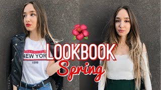 LOOKBOOK PRINTEMPS 2018