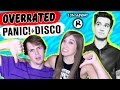 Download 7 OVERRATED PANIC! AT THE DISCO SONGS (ft. Infinity on Hannah) MP3 song and Music Video