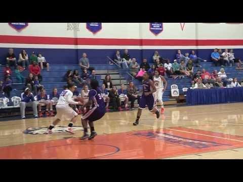 HBU Women's Basketball vs Northwestern State 1-11-14