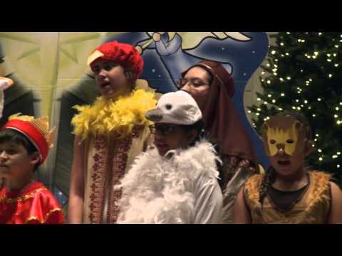 Christmas Concert Highlights of St  Elizabeth Ann Seton 2015