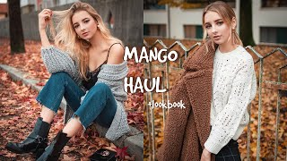 MANGO TRY-ON HAUL✨||Oks Dane