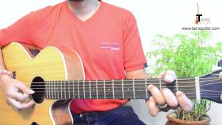 Chura liya hai tumne (intro ) guitar lesson | www.musiccircle.in